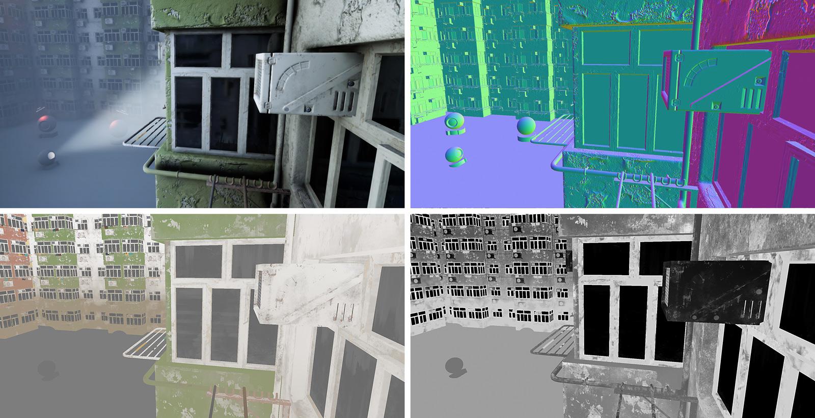 Unreal's Rendering Passes - Unreal Art Optimization
